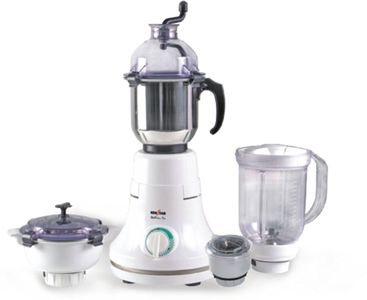 Kenstar Stallion Dx 600W Mixer Grinder (4 Jars) Price in India