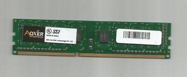 AOXER 4GB DDR3 Desktop Ram Price in India