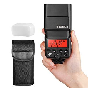 Godox TT350N 2.4G Wireless Speedlite Flash (For Nikon) Price in India
