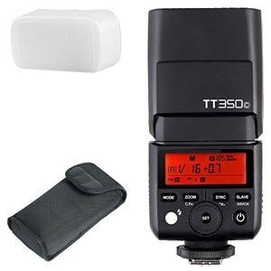 Godox TT350C TTL Wireless Speedlite Flash (For Canon) Price in India