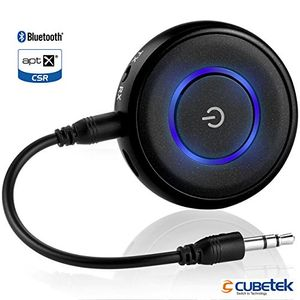 CUBETEK CB-BTI-018 2 in 1 Bluetooth TransReceiver Price in India