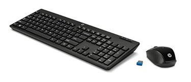 HP HP-200 Wireless Keyboard and Mouse Combo Price in India