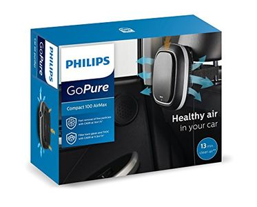 Philips GoPure Compact 100 Airmax Car Air Purifier Price in India