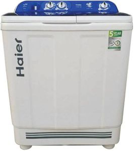 Haier 8 Kg Semi Automatic Washing Machine (HTW80-1128) Price in India