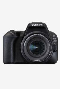 Canon EOS 200D DSLR (With EF-S 18-55mm IS STM & EF-S 55-250mm IS STM Lens) Price in India