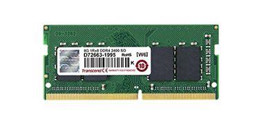 Transcend (JM2400HSB-8G) 8GB DDR4 Laptop Ram Price in India