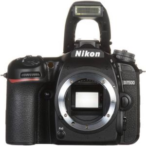 Nikon D7500 DSLR Camera (Body Only) Price in India
