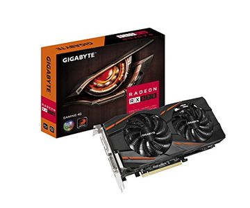 Gigabyte Radeon 570 4GB Graphic Card Price in India