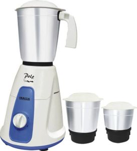 Inalsa Polo 550W Mixer Grinder (3 Jars) Price in India