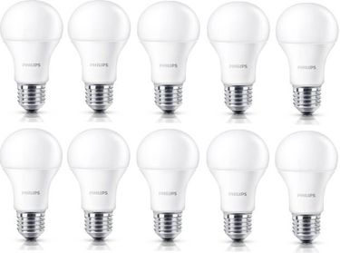 Philips Stellar Bright 12W E27 1100L (Yellow,Pack of 10) Price in India