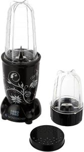 Wonderchef Nutri Blend 400 Juicer Mixer Grinder (2 Jars) Price in India