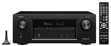 Denon AVR-X3400H 7.2 Channel Full 4K Ultra HD Network AV Receiver Price in India
