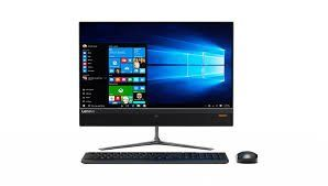 Lenovo 520 (F0D5004WIN) (Intel Core i3,4GB,1TB,DOS) All In One Desktop Price in India