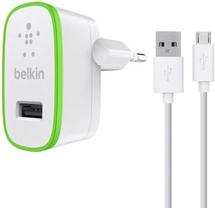 Belkin Universal Micro USB AC Charger Adapter Price in India