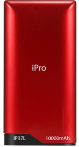 iPro IP37L 10000mAh Power Bank Price in India