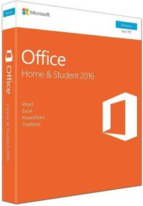 Microsoft Office 2016 Home & Student For Windows (Key Only) Price in India