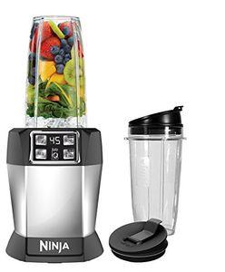 Ninja Nutri Auto-iQ BL480 1000W Blender Price in India