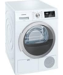 Siemens 8 Kg Condensation Dryer (WT44B202IN) Price in India