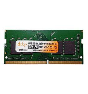 Dolgix (DSR4GD4-24) 4GB DDR4 Laptop Ram Price in India