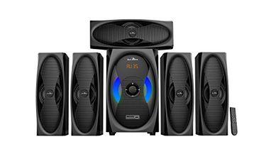 Jack Martin JM 7000 5.1 Channel Multimedia Speakers Price in India