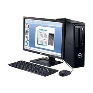 Dell Vostro 3268 (A254518HIN8) (Intel Core i3,4GB,1TB,Win 10) Desktop (With Monitor) Price in India