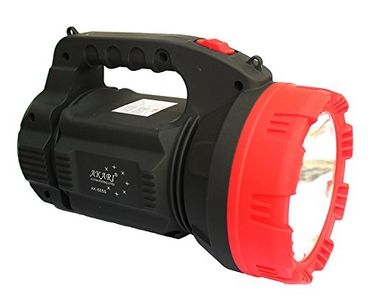 Akari AK 6969L Laser LED Rechargeable Torch Price in India
