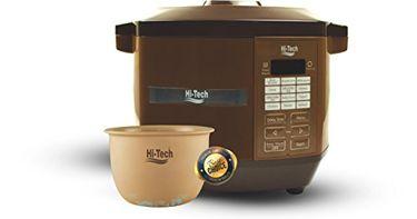 Hi-Tech Claypot 4L Multi Cooker Price in India