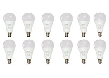 Opple 12W Round B22 1000L LED Bulb (Yellow,Pack of 12) Price in India