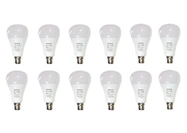 Opple 14W Round B22 1400L LED Bulb (Yellow,Pack of 12) Price in India