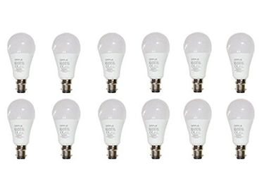 Opple 9W Round B22 720L LED Bulb (Yellow,Pack of 12) Price in India