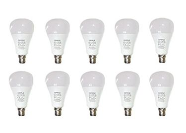 Opple 14W Round B22 1400L LED Bulb (Yellow,Pack of 10) Price in India