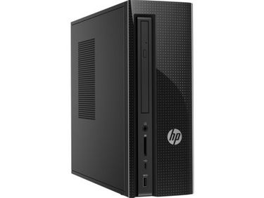 HP Slimline 270 P033IN (Intel Core i3,4GB,1TB,Win 10) Desktop Price in India