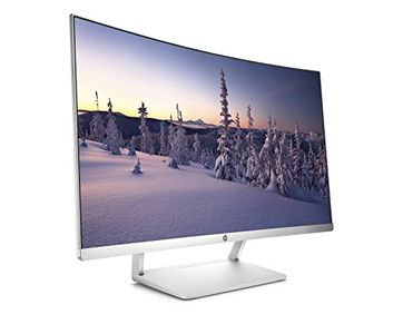 HP (Z4N75AA) 27 Inch Curved LED Monitor Price in India