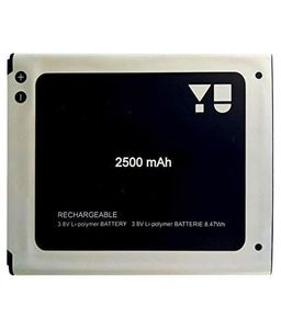 Micromax 2500mAh Battery (For Micromax Yureka YU (AQ5010)) Price in India