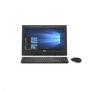 Dell Optiplex 3050 (Intel Core i3 7th Gen,4GB,500GB,DOS) All In One Desktop Price in India
