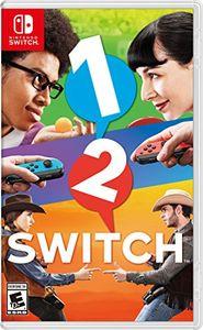 Nintendo 1-2 Switch Price in India