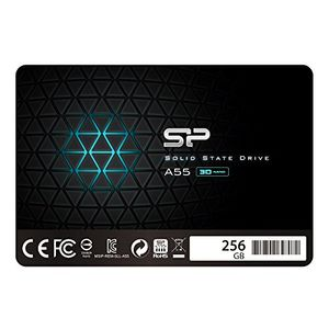 Silicon Power (SP256GBSS3A55S25) 256GB Internal SSD Price in India
