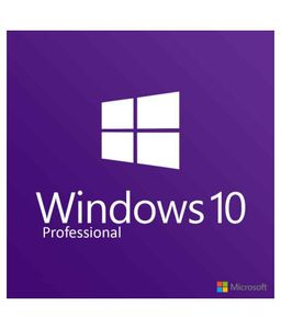 Microsoft Windows 10 Pro 32/64 Bit 1 PC Lifetime Operating System (Key) Price in India