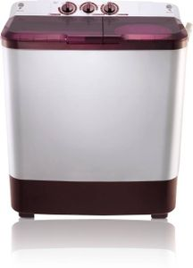 MarQ by Flipkart 6.5kg Semi Automatic Top Load Washing Machine (MQSA65) Price in India