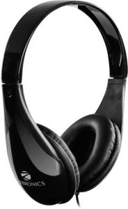 Zebronics ZEB-RETRO Wired Headset Price in India