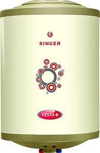 Singer Vesta Plus 10L Storage Water Geyser Price in India