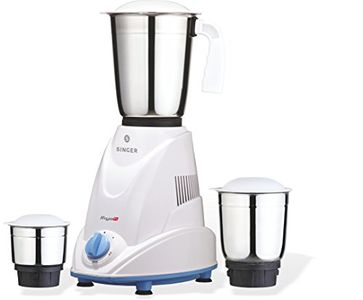 Singer Riyo DX 500W Mixer Grinder (3 Jars) Price in India