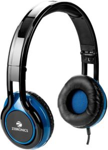 Zebronics ZEB-BUZZ On Ear Headset Price in India