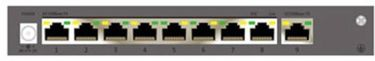 CP PLUS (CP-TNW-HP8H1-12) 9 Port Gigabit PoE Switch Price in India