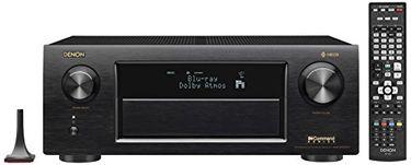 Denon AVR-X6400H 4K Ultra HD AV Receiver Price in India