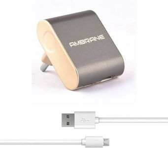 Ambrane ATC-44 2.4A Wall Charger Price in India