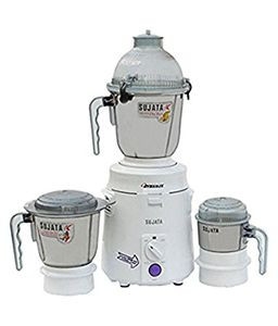 Sujata Dynamix 900W MIxer Grinder (3 Jars) Price in India