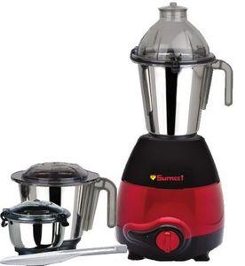 Sumeet Domestic Plus 2010 750W Mixer Grinder Price in India