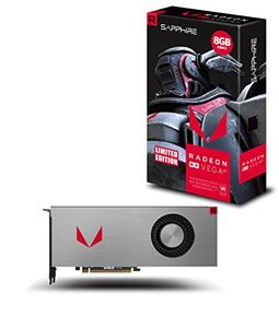 Sapphire Radeon RX Vega64 8GB DDR5 Graphic Card Price in India