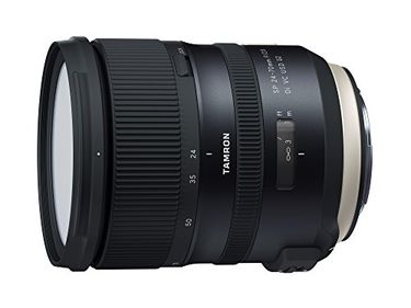 Tamron SP 24-70mm F/2.8 Di VC USD G2 (For Canon DSLR) Price in India